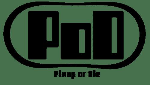The POD Brand Logo
